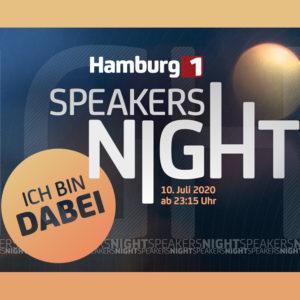Hamburg 1 Speakersnight Wolfgang Schmid